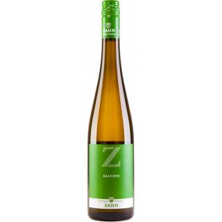 2018 Bacchus trocken - Thüringer Weingut Zahn