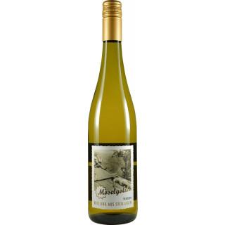 2018 Moselgold Riesling QbA Trocken - Weingut Reis