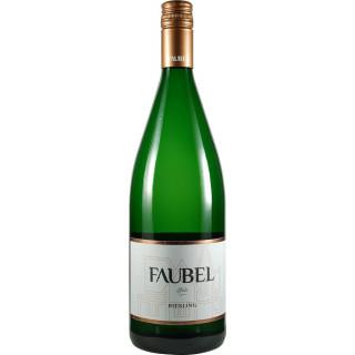 2019 Riesling trocken 1L - Weingut Faubel