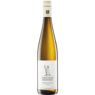 2020 Saar Riesling Qualitätswein |VDP.Gutswein trocken - Weingut Vereinigte Hospitien