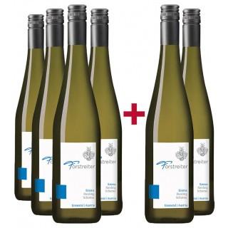 4+2 Paket Kremstal Riesling DAC - Weingut Forstreiter
