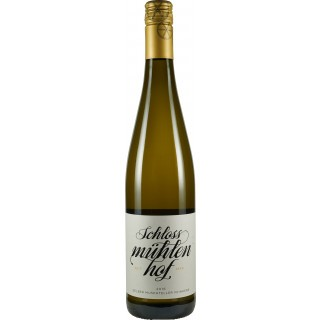 2018 Gelber Muskateller feinherb - Weingut Schlossmühlenhof