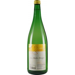 2018 Müller Thurgau trocken 1L - Weingut Borst