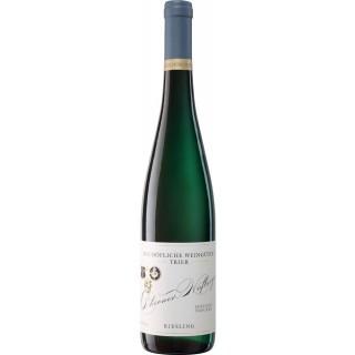 2016 Dhroner Hofberger Riesling Spätlese Trocken - Bischöfliche Weingüter Trier