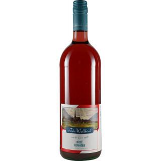 2017 Rosé feinherb 1L - Weingut Felix Waldkirch