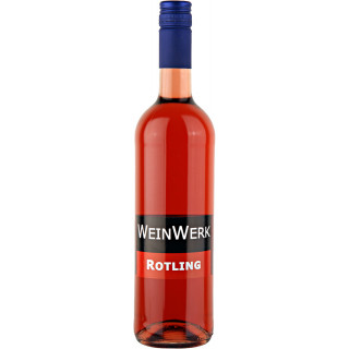 2015 Rotling halbtrocken - WeinWerk A. Tully