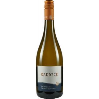 2018 Weißburgunder & Chardonnay trocken - Weingut Raddeck