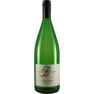 2019 Silvaner trocken 1,0 L - Weingut Burnikel