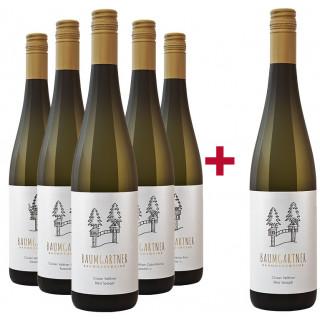 5+1 Grüner Veltliner Probierpaket - Baumhausweine