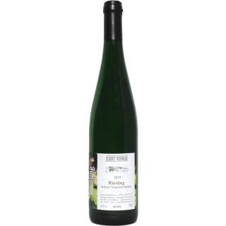 2018 Erdener Treppchen Riesling Spätlese Süß - Wein der Weinkönigin Lea I - Weingut Albert Schwaab