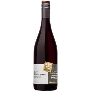 2018 Spätburgunder Rotwein trocken - Wein & Hof Hügelheim