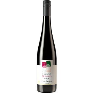 2018 Lemberger*** trocken - Weingut Heinz J. Schwab