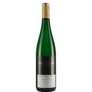 2016 Blauschiefer Kaseler Kehrnagel Riesling Qualitätswein trocken - Weingut Gebrüder Steffes