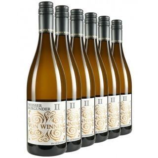 Weißburgunder II Paket - Weingut von Winning