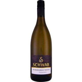 2019 Weißburgunder trocken - Weingut Schwab