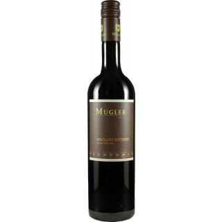 Mugler's Rotwein Cuvée trocken - Weingut Mugler