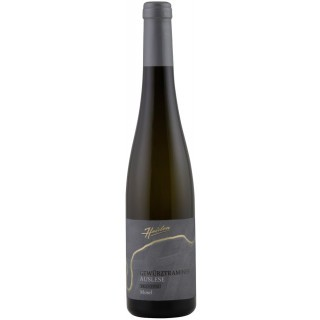2015 Lieserer Schlossberg Gewürztraminer Auslese 0,5 L - Weingut Heiden