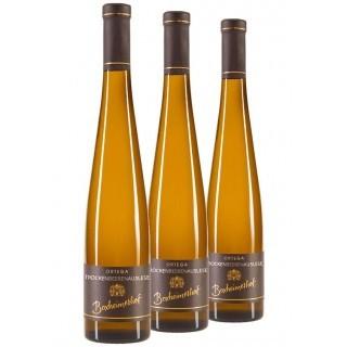 Ortega Trockenbeerenauslese Paket (3x 0,5l) - Weingut Boxheimerhof