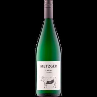 2018 Metzger Rivaner Trocken (1,0 L) - Weingut Metzger