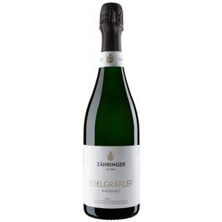 2018 Winzersekt Cuvée weiß brut BIO - Weingut Zähringer