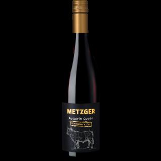 2017 Winemaker's Cut Rotwein Cuvée Trocken - Weingut Metzger