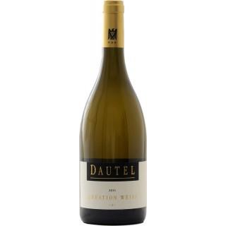 2016 Kreation Weiss -S- Cuvée Trocken - Weingut Dautel