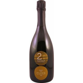 2013 clees Silvaner Sekt brut - Weingut Baldauf