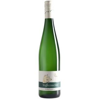 2018 KNACKARSCH Riesling BIO QbA Lieblich - Weingut Staffelter Hof