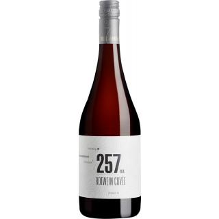 """2018 Rotwein Cuvée """"257 n.n."""" Höhenpunkte trocken - Collegium Wirtemberg"""