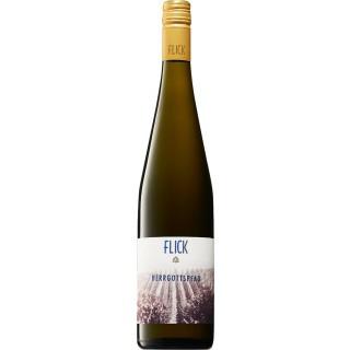 2016 Gau-Odernheimer Herrgottspfad Riesling trocken - Weingut Alexander Flick