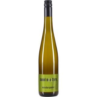 2018 Weißburgunder - Weingut Daniel Mattern