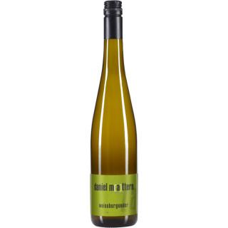2019 Weißburgunder - Weingut Daniel Mattern