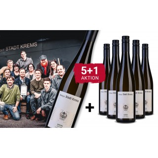 WEIN-HIGHLIGHT NR. 23 Gratis Flasche der Stadt Krems