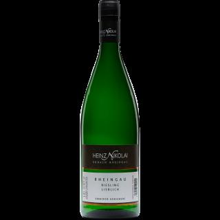 2019 Erbacher Honigberg Riesling lieblich 1L - Weingut Heinz Nikolai