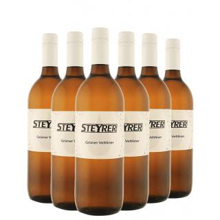 Sechs Liter Grüner Veltliner Paket  - Weingut Steyrer
