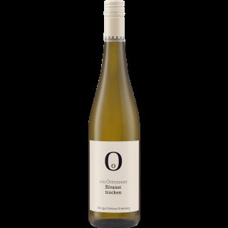 Ein Ortenauer Rivaner Qualitätswein trocken - Weingut Schloss Ortenberg