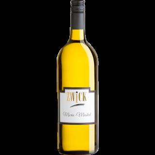 2018 Morio Muskat lieblich - Weinhaus Zwick