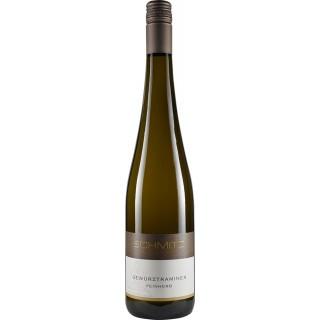 2019 Gewürztraminer feinherb - Weingut Schmitz