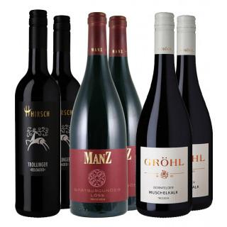 Rotwein Entdecker-Paket