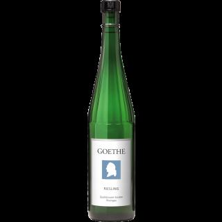 2018 Goethe Riesling Trocken - Weingut Schloss Vollrads