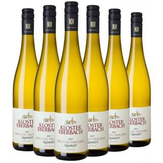 6 Flaschen Riesling Quarzit VDP. Gutswein-Paket