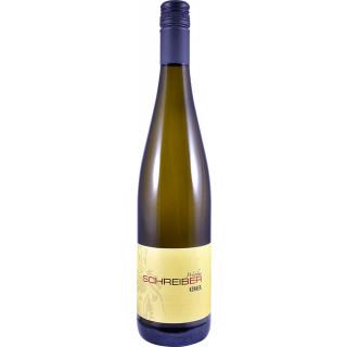 2018 Kerner Spätlese halbtrocken - Weinbau Schreiber