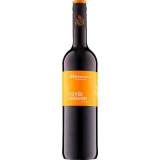 """2016 Cuvée """"Johann"""" Rotwein trocken BIO - Weingut Hemer"""
