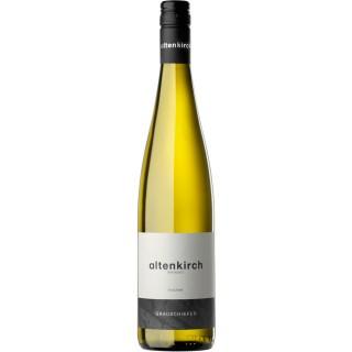 2017 Grauschiefer Riesling trocken - Weingut Friedrich Altenkirch