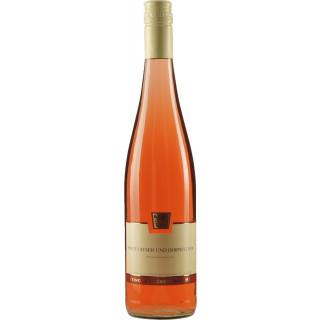 2017 Portugieser und Dornfelder Cuvée Rosé lieblich - Weingut Flörsheimer Hof