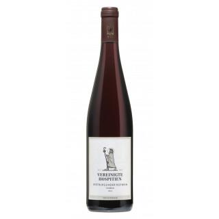 2018 Blauer Spätburgunder Rotwein VDP.Gutswein trocken - Weingut Vereinigte Hospitien