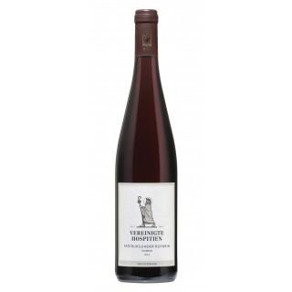 2019 Blauer Spätburgunder Rotwein VDP.Gutswein trocken - Weingut Vereinigte Hospitien