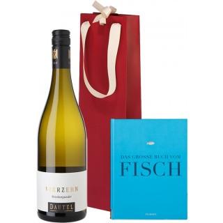 Der passende Wein zu Fisch: Weissburgunder Probierpaket