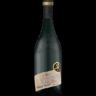 2015 Black Beard Cuvée Rot - Weingut Lergenmüller