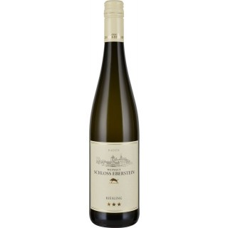 2015 Riesling QbA trocken *** (3 Stern) - Weingut Schloss Eberstein
